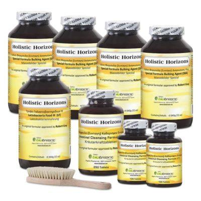 Gesamtpack Spezial: Die komplette Sensitiv-Kur in einem Paket + Bonus-CD: Magen-, Darm-Blockaden lösen
