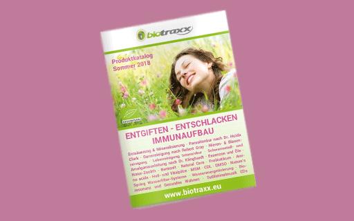 Biotraxx Katalog deutsch