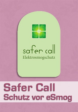 Safer Call Elektrosmogschutz